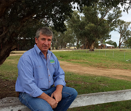 Peter Irwin is the managing director of Smart Grow Liquid a premier natural liquid fertiliser exported globally from Australia